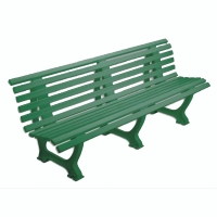 Скамейка Sindelfingen 200cm Green 41204 Universal