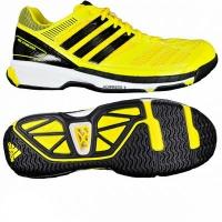 Кроссовки Adidas BT Feather Black/Yellow