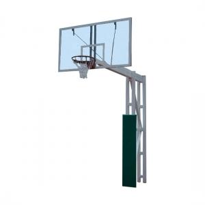 Стойка баскетбольная Стационарная 1800x1050mm h3.05m r2.25m IMP-A159