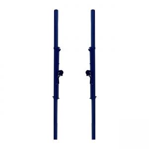 Столбы для волейбола универсальные Стандарт x2 Assorted IMP-A28S