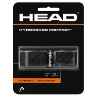 Обмотка для ручки Head Grip HydroSorb Comfort x1 Black 285313