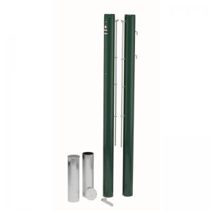Столбы для теннисной сетки Green 40410 Universal