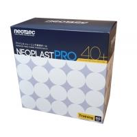Мячи Neottec Neoplast Pro Plastic x60 White