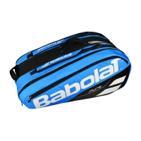 Чехол 10-12 ракеток Babolat Pure Drive Blue 751169-136