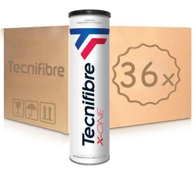Мячи для тенниса Tecnifibre X-One 4b Box x144