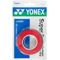 Обмотка для ручки Yonex Overgrip AC102EX х3 Red