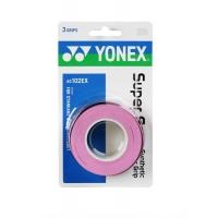 Обмотка для ручки Yonex Overgrip AC102EX х3 Pink