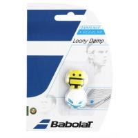 Виброгаситель Babolat Loony Damp x2 Cyan/Yellow 700034