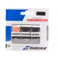 Обмотка для ручки Babolat Overgrip Pro Tacky x3 Black 653039