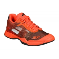 Кроссовки Babolat Jet Mach 2 M Orange/Black 30S18629