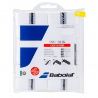 Обмотка для ручки Babolat Overgrip Pro Skin x12 White 654008