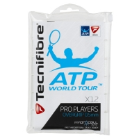 Обмотка для ручки Tecnifibre Overgrip Pro Players x12 White 52ATPPLA12