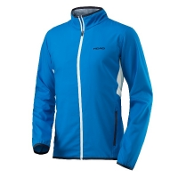 Ветровка Head Jacket JB Club Woven BL Blue 816707