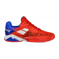 Кроссовки Babolat Propulse Fury M Red/Blue 30S18208