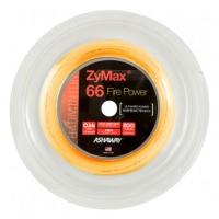 Струна для бадминтона Ashaway 200m Zymax Fire Power 66 A14156 Orange
