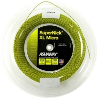 Струна для сквоша Ashaway 110m SuperNick XL Micro A10993 Yellow/Red