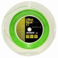 Струна для сквоша Ashaway 110m UltraNick 17 A11030 Green