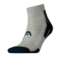 Носки спортивные Head Socks Performance Quarter x2 180016 Grey/Blue