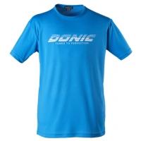 Футболка Donic T-shirt U Logo Promo Cyan