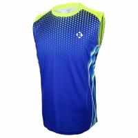 Футболка Kumpoo T-shirt M KW-8109 Blue