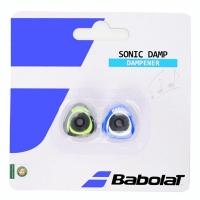 Виброгаситель Babolat Sonic Damp x2 Blue/Yellow 700039-175