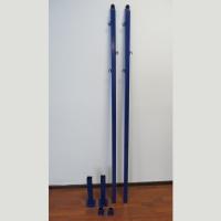 Столбы для бадминтона 40x40mm под стаканы x2 Assorted