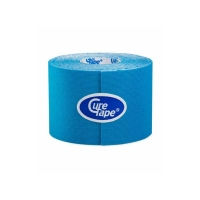Тейп CureTape Kinesio Tape 50x5000mm 160134 Blue