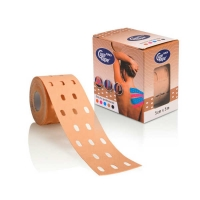 Тейп CureTape Punch 50x5000mm 160622 Beige