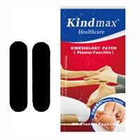 Аппликация KINDMAX Set Подошвенный фасцит KP-PlantarFascitis Black