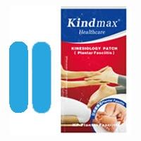 Аппликация KINDMAX Set Подошвенный фасцит KP-PlantarFascitis Blue