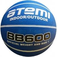 Мяч для баскетбола ATEMI BB600 Blue