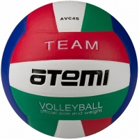 Мяч для волейбола ATEMI Team PU Soft Red/Green