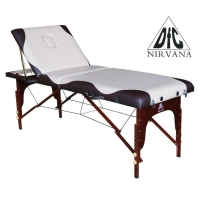 Массажный стол DFC Nirvana Relax Pro Beige/Brown TS3022