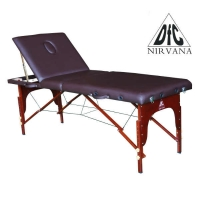 Массажный стол DFC Nirvana Relax Pro Brown TS3022