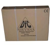 Массажный стол Nirvana Elegant DELUXE Cyan/Beige TS2010 DFC