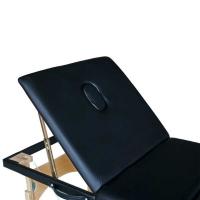 Массажный стол Nirvana Relax Pro Black TS3021 DFC