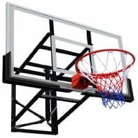 Баскетбольный щит DFC Тренировочный 1200x800mm поликарбонат 2.5mm BOARD48P