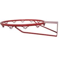 Кольцо баскетбольное DFC Standard №7 Red R1