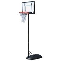 Стойка баскетбольная Мобильная DFC 800x580mm h1.65-2.20m KIDS4