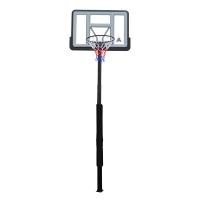 Стойка баскетбольная Стационарная DFC 1120x750mm h2.45-3.05m ING44P3