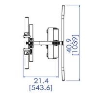 Опция Стойка Workbench Lat WB-LTA13 для WB-UB Powertec