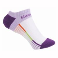 Носки спортивные Kumpoo Socks KSO-43W x1 White/Purple