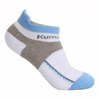 Носки спортивные Kumpoo Socks KSO-66W x1 White/Blue