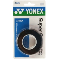 Обмотка для ручки Yonex Overgrip AC102EX х3 Black