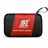 Чехол для ракеток Single Start Line SL 4004 Black/Red