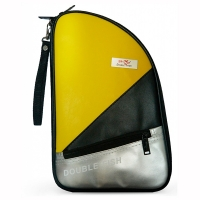 Чехол для ракеток Single Double Fish R03 Yellow