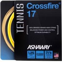 Струна для тенниса Ashaway 12m Crossfire 17 Gold A10003