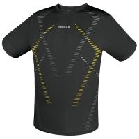 Футболка Tibhar T-shirt M Cross Black