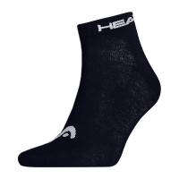 Носки спортивные Head Socks Quarter Unisex x3 110013 Dark Blue