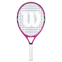 Wilson Kids/'//Juniors/' Tennis Racket Burn Pink 25 for Children and Juniors 130